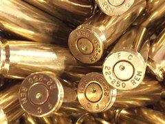 .22-250, 'Federal' brand, brass 20 pk