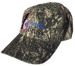 Kensbrass Camo Cap, Camouflage w/ logo