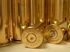 .44 Remington Magnum, WW Super, Brass 50