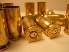 .40 Smith & Wesson, Remington Brass 200pk