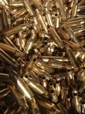 .22-250 Rem, Assorted Brand, Brass Rifle cases 20 pk