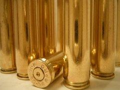 .30-06 Springfield, 'Remington', Used Rifle Brass 20 pk