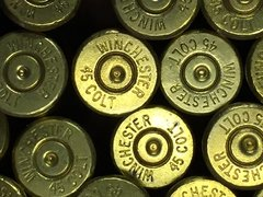 .45 Colt, 'Winchester', Used Brass 50 pk