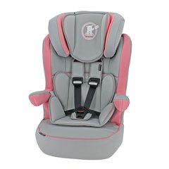 B is for Bear Group 1-2-3 High Back Booster Car Seat - Pink