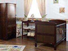 Grace 3 piece nursery furniture set - Various colours