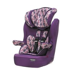 Obaby Group 1-2-3 High Back Booster Car Seat - Little Cutie