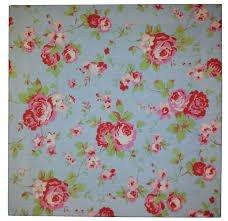 Custom Frilly Shabby Chic Floral Pram Liner