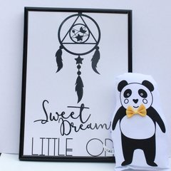 A4 Sweet Dreams Little One Poster (with/without frame)