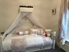 Stunning Princess Bedroom Set in Laura Ashley Josette