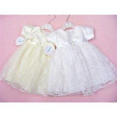 Lace Diamante buckle dress