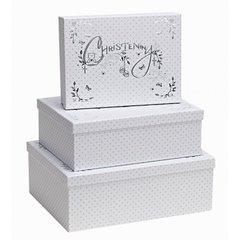 Large Christening Keepsake Gift Box