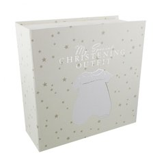 My special christening outfit keepsake box