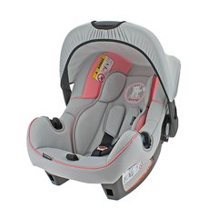 B is for Bear 0+ Car Seat - Pink