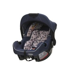 Zeal 0+ Car Seat - Little Sailor (with stroller adaptor)