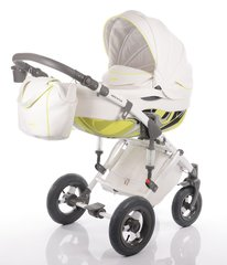 DaVos moto style 2in1 travel system - Yellow