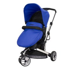 Chase 3 Wheeler Pramette - Blue