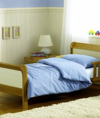 Saplings Poppy Junior Bed - Country & Ivory