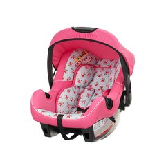 Zeal 0+ Car Seat - Cottage Rose (with stroller adaptor)