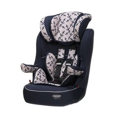 Obaby Group 1-2-3 High Back Booster Car Seat - Little Sailor