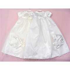 Twinkle tuille christening gown