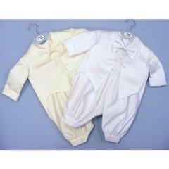 Christening tails jacket suit