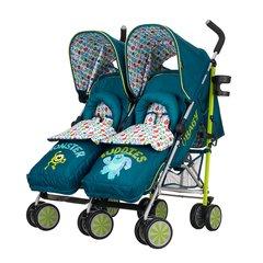Obaby Disney Twin Stroller - Monsters Inc