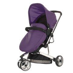 Chase 3 Wheeler Pramette - Purple