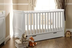 Lincoln Sleigh Cot Bed