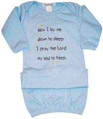 Long-sleeve Infant Gown