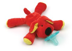 Red Dog WubbaNub Pacifier