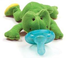 Green Frog WubbaNub Pacifier