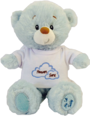 """Heaven Sent"" Plush Bear"