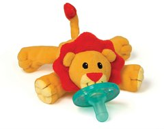 Little Lion WubbaNub Pacifier