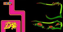 Ms Pac Man / Galaga CPO (Black Version)