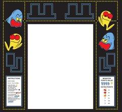 Pac Man Bezel