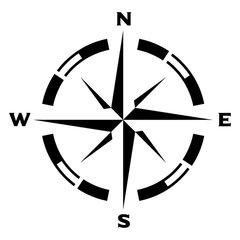Compass Rose small
