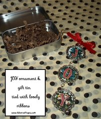 Joy filled tin