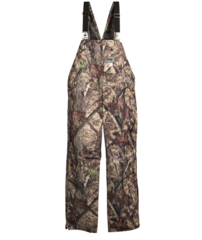 DAN'S HIGH-N-DRY CAMO WATERPROOF BIBS