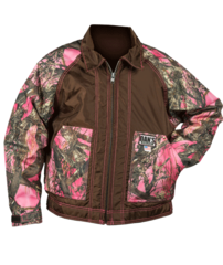 DAN'S SPORTSMAN'S CHOICE WOMEN'S COAT W/ PINK CAMO