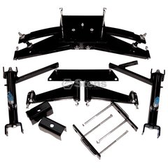 "6"" A-Arm Metric Lift Kit / Club Car DS"