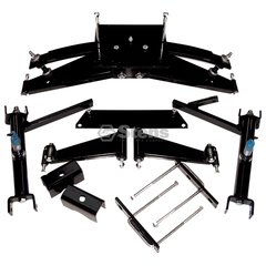 "4"" A-Arm Lift Kit / Club Car DS (Standard) 1982-2003"