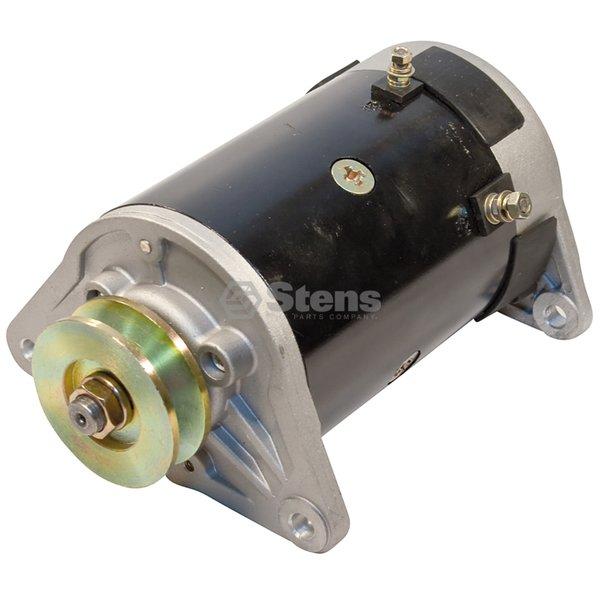 Starter generator club car 1036785 02 golf cart light for Golf cart motor repair