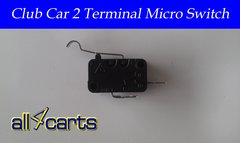Club Car 2 Terminal Switch