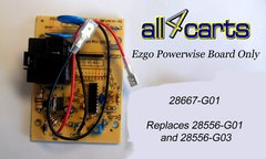 28667-G01 Ezgo Powerwise Charger Board