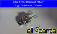 Ezgo Powerwise Diode - Also Total Charge Models