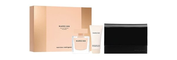 narciso rodriguez 39 narciso poudree 39 eau de parfum 50ml christmas gift set rubywoocosmetics. Black Bedroom Furniture Sets. Home Design Ideas