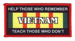 Remember Vietnam Patch