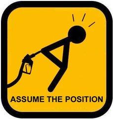 Gas Pump Decal