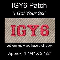 IGY6 Patch