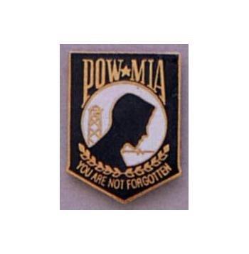 POW/MIA Enamel Pin